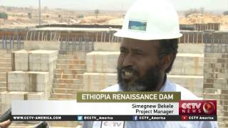 Ethiopia's $4.8 billion Dam Nears Completion - 4.8 ሚሊዮን ብር የሚፈጀው የኢትዮጵያ የህዳሴ ግድብ በመጠናቀቅ ላይ ነው