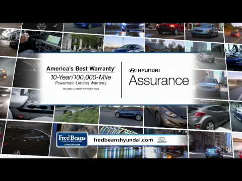 Fred Beans Hyundai - Seize The Moment Sales Event