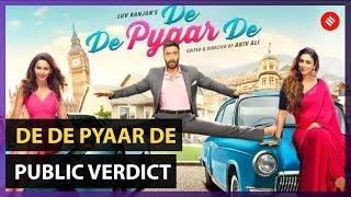 De De Pyaar De Review: Public Verdict | Ajay Devgan | Tabu | Rakul Preet Singh
