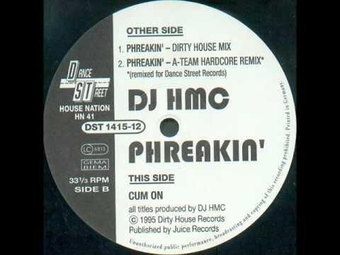 DJ HMC - Cum On