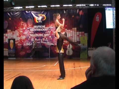 Jennifer Gudat & Michael Marks - Deutsche Meisterschaft 2011