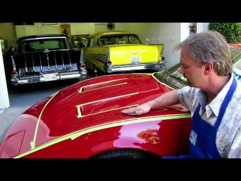 Detailing a 1972 Ferrari - Part 2 Color Sanding