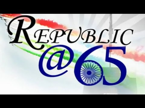 India celebrates 65th Republic Day amidst tight security