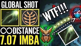 Global Shot Gun Magic Skywrath Mage Moo Dota 2