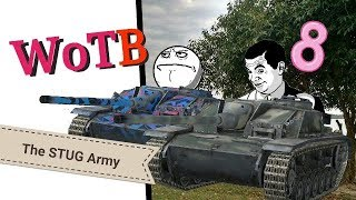Wot Blitz Epic Amp Funny Moments 8  The Stug Army