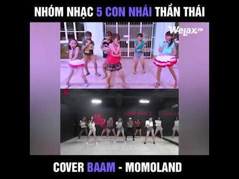 BAAM - PonyTail Girl x Momoland