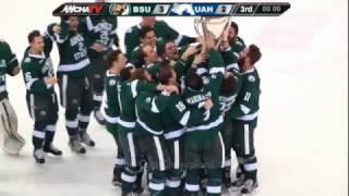 2016-17 Bemidji State Men's Hockey Season Highlights