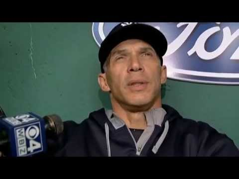 New York Yankees manager Joe Girardi on giving Brett Gardner his first career start in right field