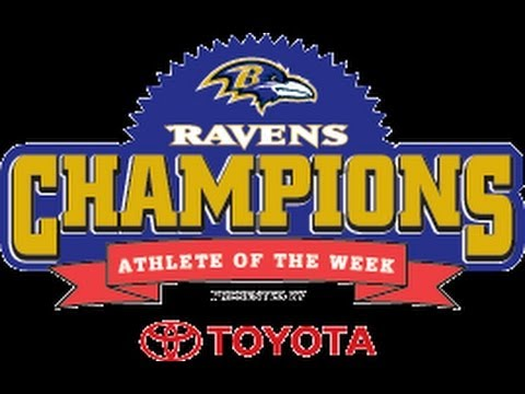 Ravens Champions Athlete of the Week