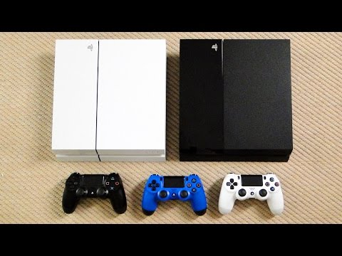 UNBOX: Playstation 4 Branco (Glacier) Destiny Bundle - PS4 Console Sony