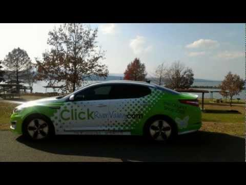 Russellville AR- Introducing the Official Click Car!
