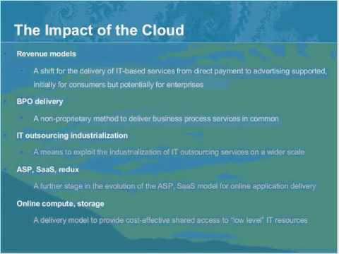 Gartner Keynote Impacts of cloud on semiconductors