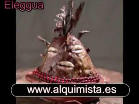 eleggua elegua exu, echu dueño de los caminos tienda el alquimista 913640847