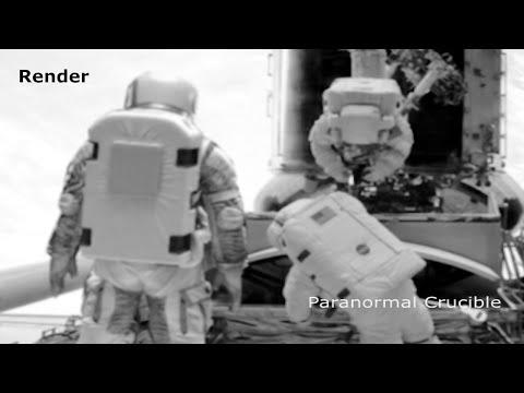 Paranormal Crucible Clark McClelland video