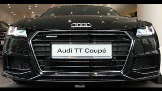 Neuer Audi TT Test