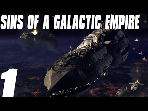Sins of a Galactic Empire CIS Multiplayer Part 1 7 Player Free For All