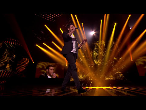 Jay James sings Keane's Somewhere Only We Know (Sing Off) | Live Results Wk 6 | The X Factor UK 2014