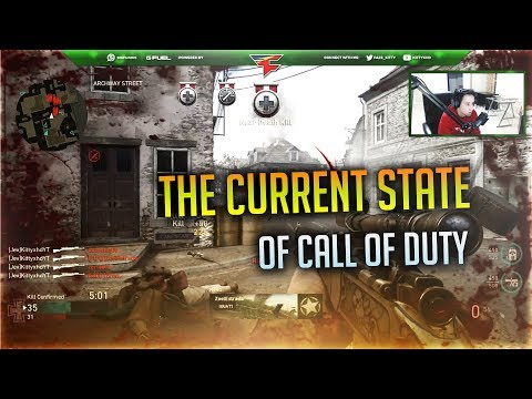 The Current State of Call Of Duty