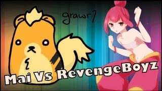 Pokemon B/W2 Wifi battle Mai vs Revengeboyz (RU)