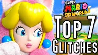 Super Mario 3D World TOP 7 GLITCHES (Wii U)