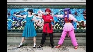 RANMA 1/2 -  Photoshoot Backstage 3 in 1