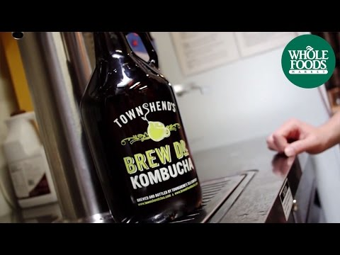 Townshends Tea and Kombucha | Local Producer Loan Program | Whole Foods Market