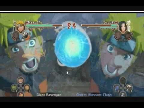 PS3 Emulation - Naruto Shippuden Ultimate Ninja Storm 2