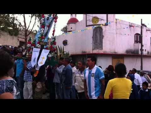 Fiesta de la Santa Cruz, Bernal Querétaro.