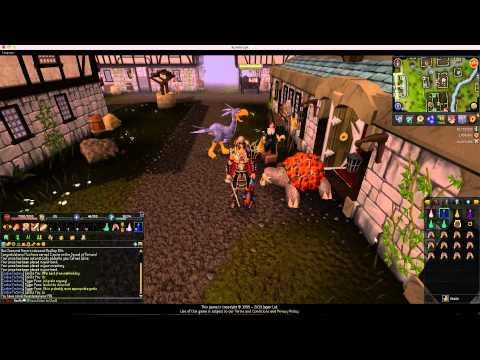 Runescape 3 Frost Dragon Guide [EoC]