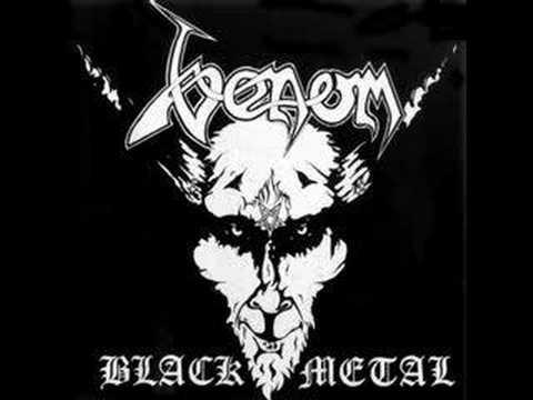 Venom - Heavens on fire