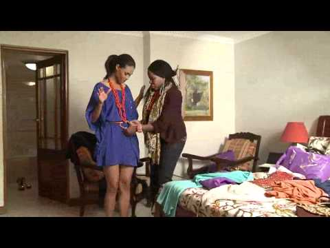 Gaborone Fashion Weekend Trailer 2012