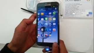 Samsung Galaxy Note 2 - Full Hands-On