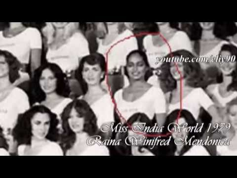 (1959~2011) Miss India World All Time Titleholders video