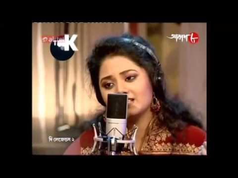 Hai duniya usiki, zamana usika..by Anwesshaa (Amazing Indian Singer)