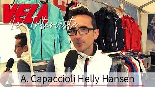 HELLY HANSEN - Intervista al TAG Heuer VELAFestival 2018