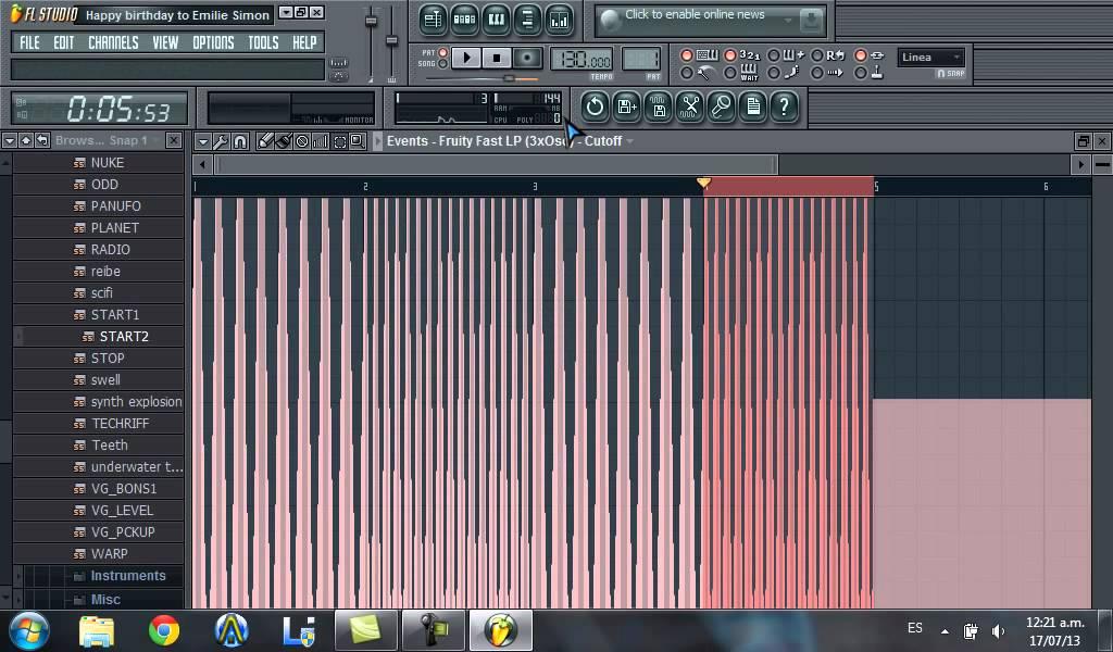 Как в fl studio сделать дабстеп
