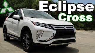 2019 Mitsubishi Eclipse Cross Review | The Most ADEQUATE Crossover