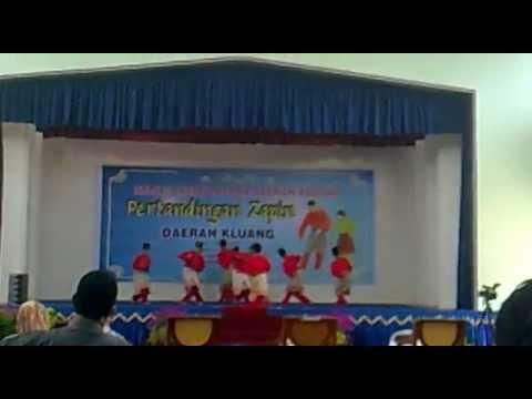 wirama seni kampung tengah~pertandingan zapin daerah kluang 2012