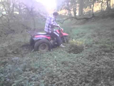 Quad Honda 250 Trx 250 Farm Quad
