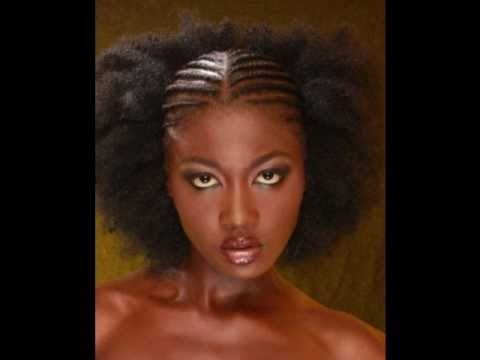 Black Women and their beautiful natural hair