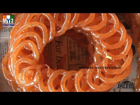 JALEBI  | Rajahmundry STREET FOOD | OLDEST STREET FOOD IN INDIA