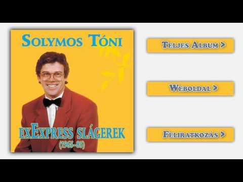 Solymos Tóni - Drágám