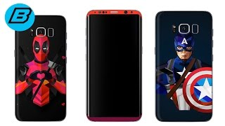 5 Best Skins For The Samsung Galaxy S8