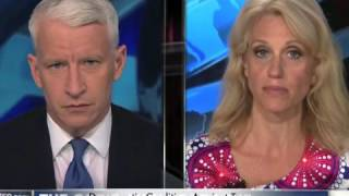 FULL: Anderson Cooper vs. Kellyanne Conway Feud Pt. 1 & 2