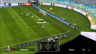 Pes 6 Online Gameplay 2014