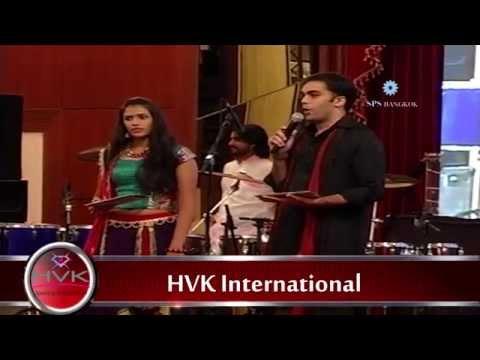 HVK - Raas Garba - 2013  - Intro + Navrati Aarti + Musa Paik