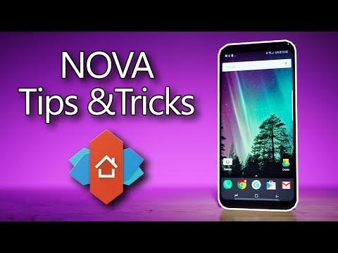Nova Launcher - Top 10 Tips & Tricks!