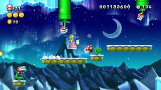 Let's Play New Super Luigi U Deluxe (DryBones271) (Toadette/Peachette Only) - World 4