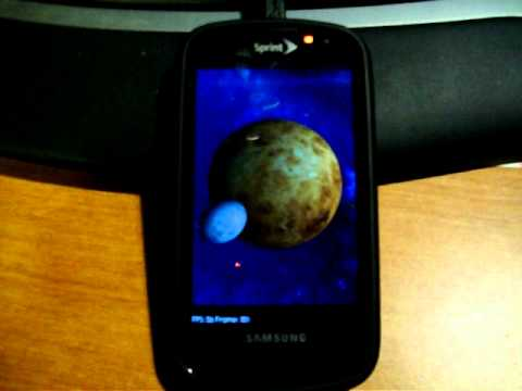 SAMSUNG EPIC 4G BONSAI4ALL V1.0.3.1 ROM ANDROID 2.2 FROYO REVIEW AND BENCHMARK