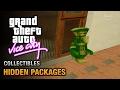 GTA Vice City - Hidden Packages [City Sleuth Trophy  Achievement]